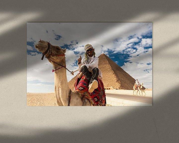 Sfeerimpressie: Egypt van Bart van Eijden