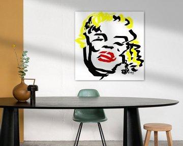 Marilyn von ! Grobie