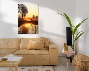 Golden sunrise von LHJB Photography