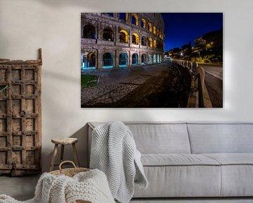 Colosseum Rome van Mario Calma