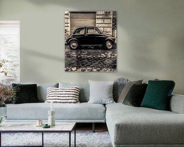 Fiat 500 Rome von Mario Calma