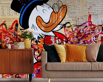 Dagobert for president (make Duckburg great again) van Michiel Folkers