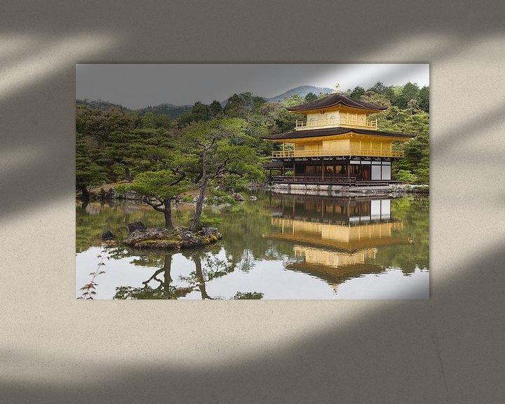 Sfeerimpressie: Kyoto Japan van Bart van Eijden