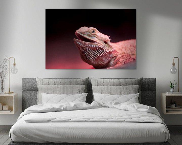 Beispiel: Reptiel von Guido Akster
