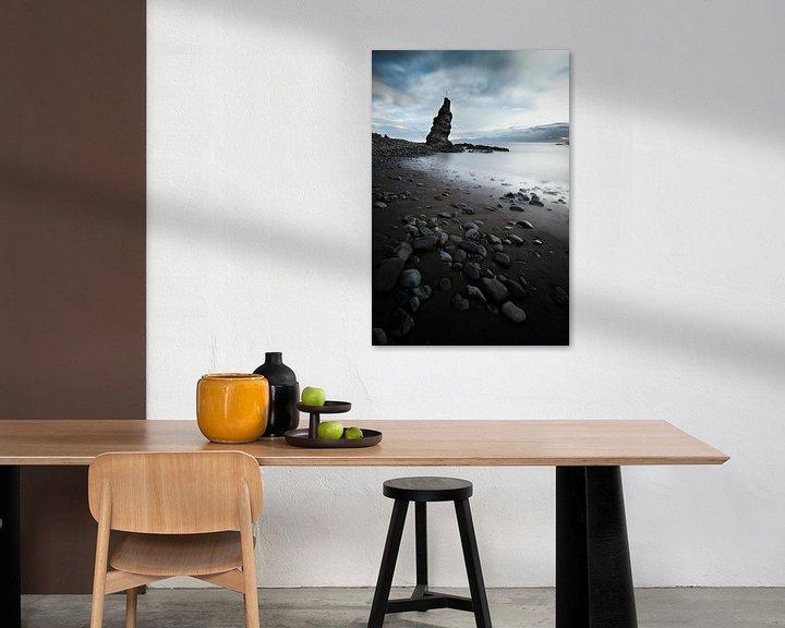 Sfeerimpressie: Rocky shores van Rudy De Maeyer