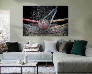 touwtrekken van Jo Beerens
