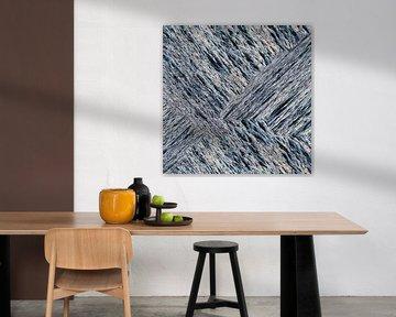 Concrete water (3) van Jeroen van der Meij