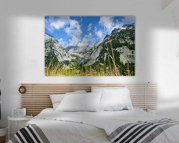 Landscape Austria  van Kunst van Karin