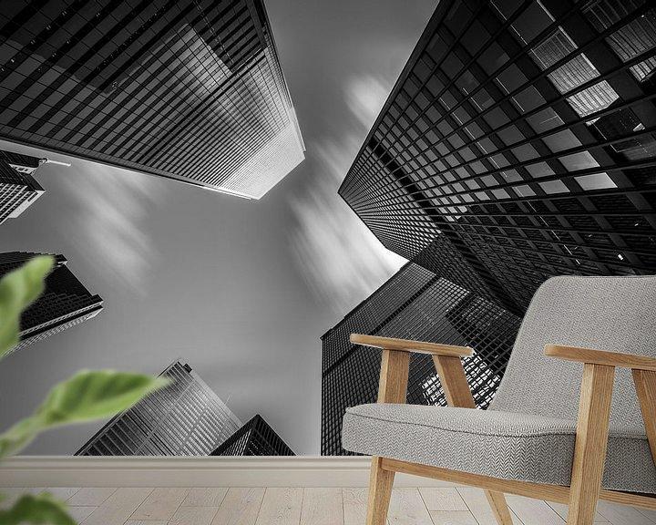 Beispiel fototapete: Toronto-Architektur von Reinier Snijders
