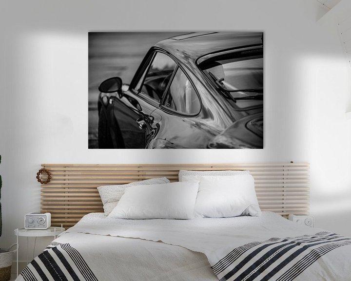 Sfeerimpressie: Porsche van Wim Slootweg