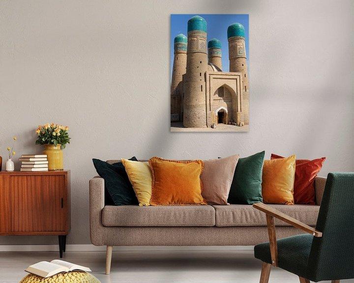 Sfeerimpressie: Bukhara Oezbekistan van Bart van Eijden