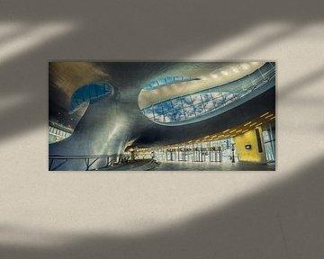 Station centraal Arnhem van Above The Grid