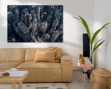 Downtown Manhattan, NYC von Thomas Bartelds
