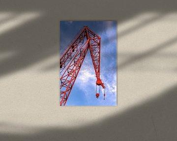 Rode kraan van Artstudio1622