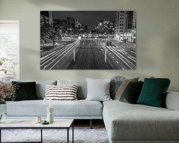 Hofplein Rotterdam van Peter Hooijmeijer