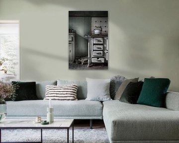 Küche urbex von Ingrid Van Damme fotografie