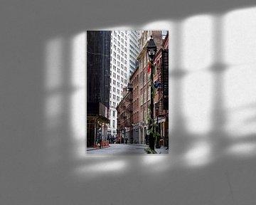Streets of New York van Guido Akster