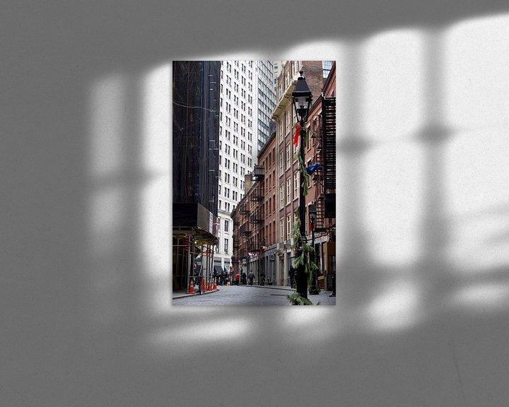Sfeerimpressie: Streets of New York van Guido Akster