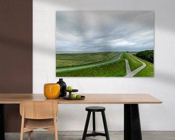 een kijkje in de kwelder van Marnefoto .nl