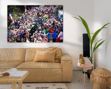 Run Froomey Run –Tour de France sur Leon van Bon