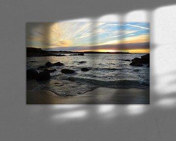 Sunset Landrellec von 7Horses Photography