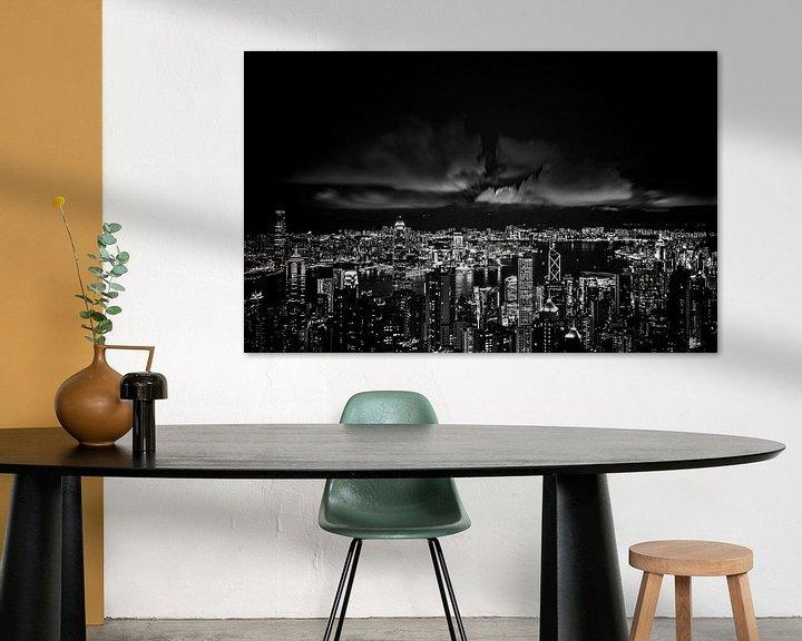 Sfeerimpressie: Hongkong licht op van Sandra Kuijpers