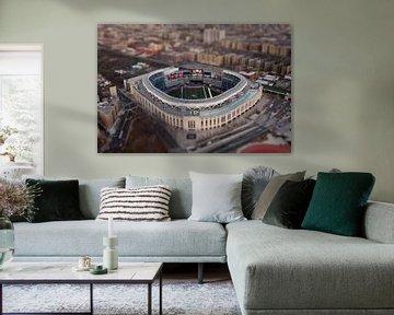 New York Yankees von Guido Akster