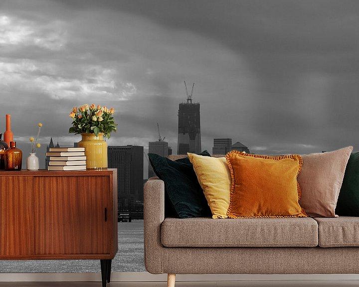 Impression: Skyline of New York sur Guido Akster