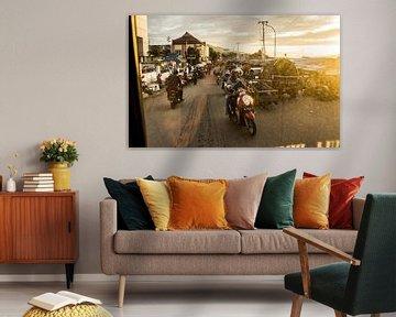 Ambon (stad) - Straat van Maurice Weststrate