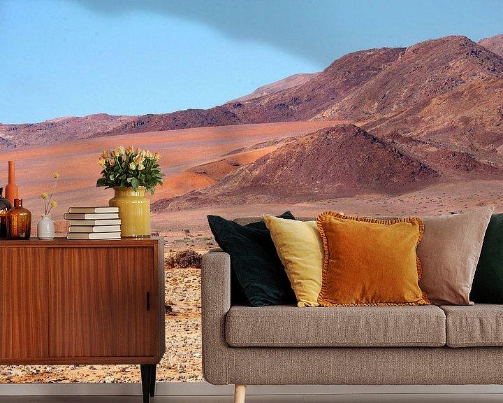 Impression: Le désert du Namib de Gemsboks sur Inge Hogenbijl