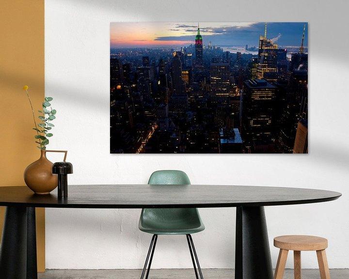 Impression: New York Midtown sur Guido Akster