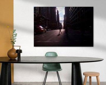 streets of New York City von Guido Akster