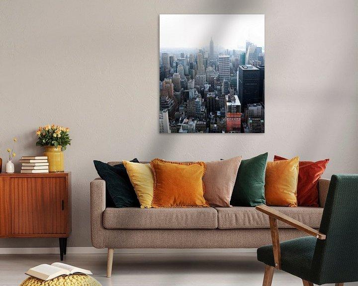 Sfeerimpressie: New York City van Guido Akster