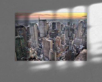 New York City HDR von Guido Akster