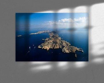 Marseille vu du ciel van Vincent Xeridat