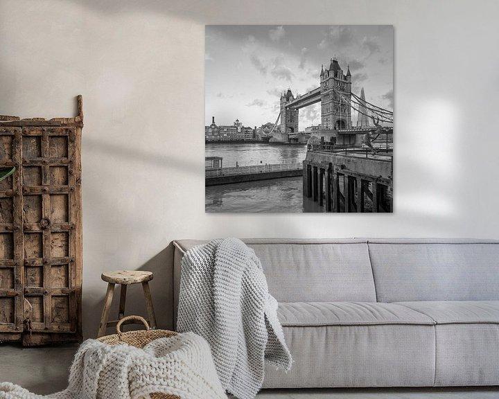 Sfeerimpressie: LONDON 03 van Tom Uhlenberg