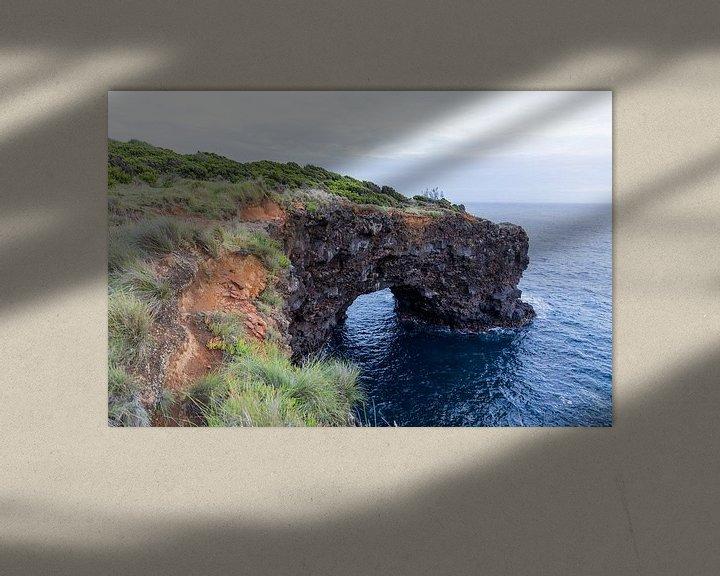 Sfeerimpressie: Faial  is één van de eilanden van de Azoren van Arline Photography