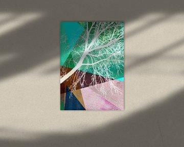 P16-H TREES AND TRIANGLES von Pia Schneider