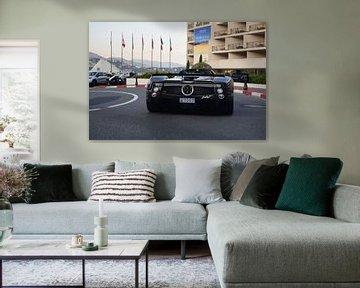 Pagani Zonda F Roadster (1 of 25) in Monaco van Liam Gabel
