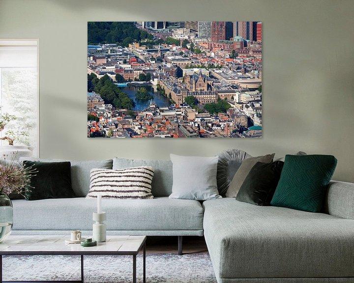 Beispiel: Luft Binnenhof Den Haag von Anton de Zeeuw