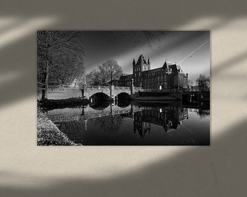 Architectuur in Utrecht: Abstederbrug en het Hiëronymushuis in Utrecht van De Utrechtse Grachten