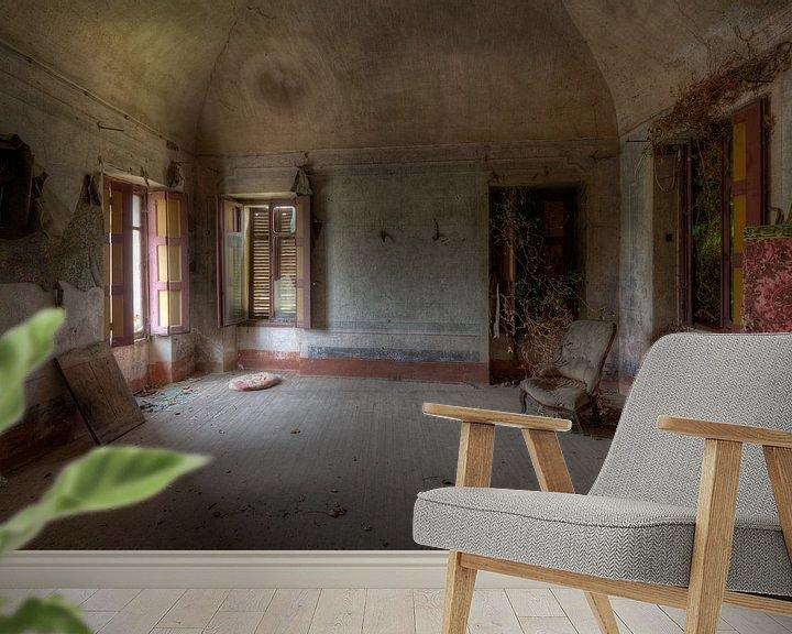 Beispiel fototapete: Wachsende Pflanzen Indoors. von Roman Robroek