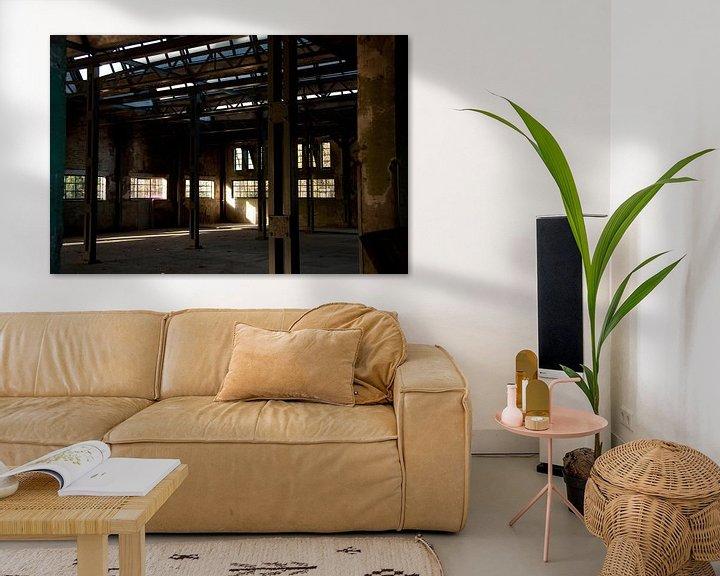 Beispiel: Verlaten gebouw Urban von Monique Struijs