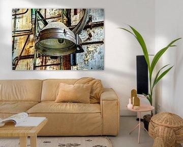 Urban lamp van Monique Struijs