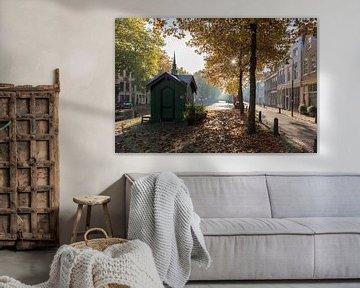 Tolhuis bij het Amsterdams Verlaat in Gouda van Remco-Daniël Gielen Photography