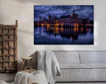 Binnenhof/Hofvijver van Henk Langerak