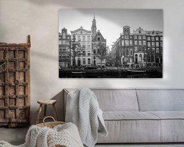 Kloveniersburgwal - Zuiderkerk van Hugo Lingeman