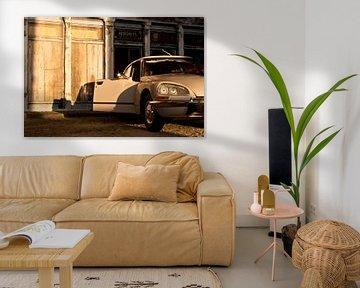 Citroën DS van Harry van Rhoon