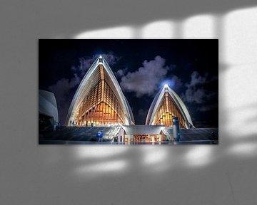 Sydney Opera House van Rob Bleijenberg