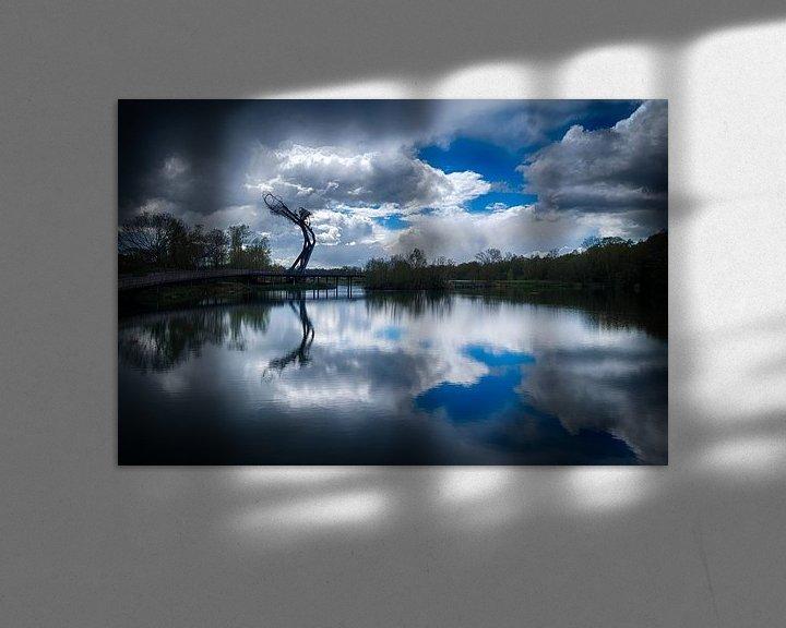 Sfeerimpressie: Tomorrowland bridge van Rudy De Maeyer
